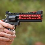 Korth Super Sport Red ULX Revolver, Nighthawk, testing