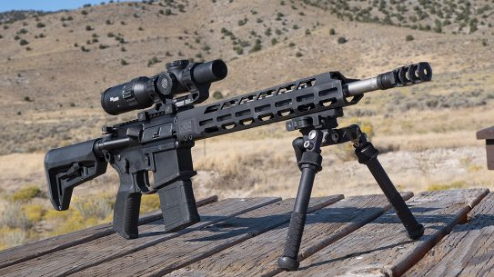 SIG M400 Tread, Best Semi-Auto Rifle 2019, Ballistic's Best Reader's Choice, right