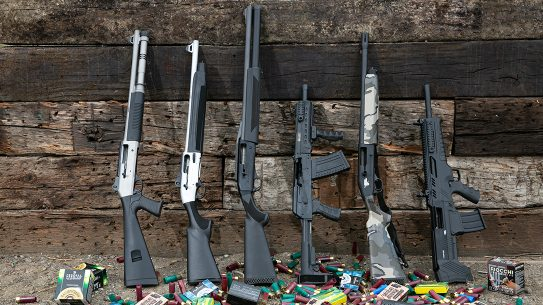Benelli M4 H20 Tactical, Best Semi-Auto Shotgun nominees, Ballistic's Best