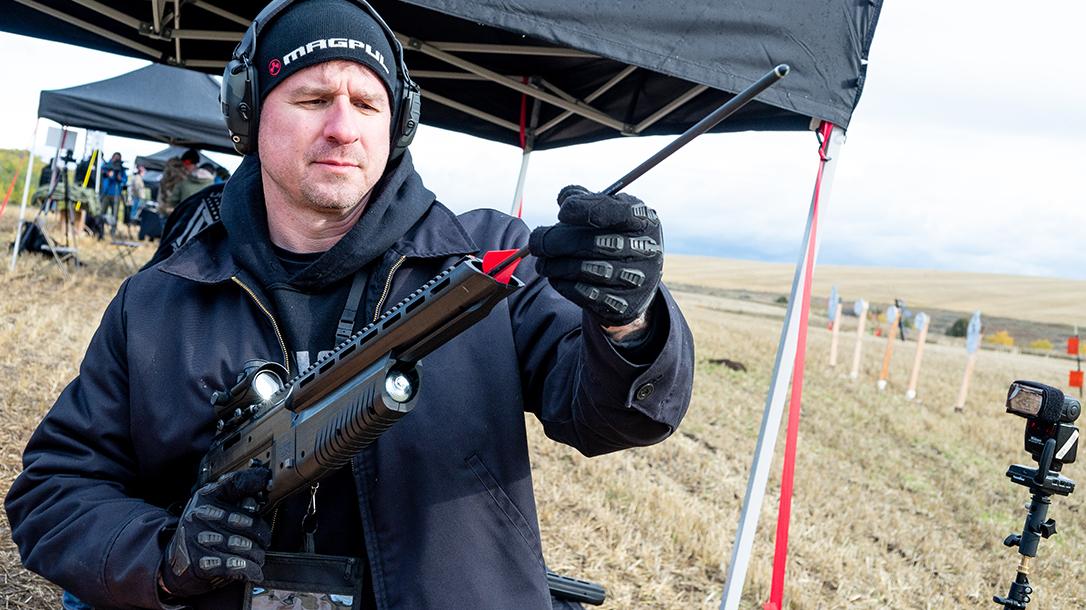 Umarex AirJavelin, Arrow Shooting Rifle, load