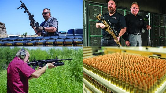 Sweat, Lead and Steel, video series, Gun World