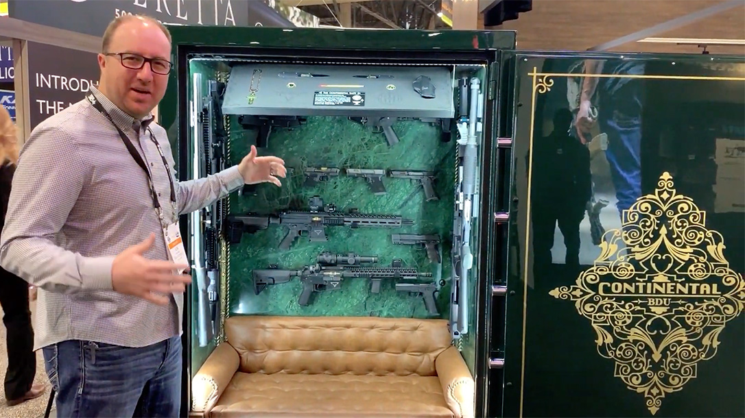 Continental Gun Safe, John Wick Continental, Big Daddy unlimited Gun Safe