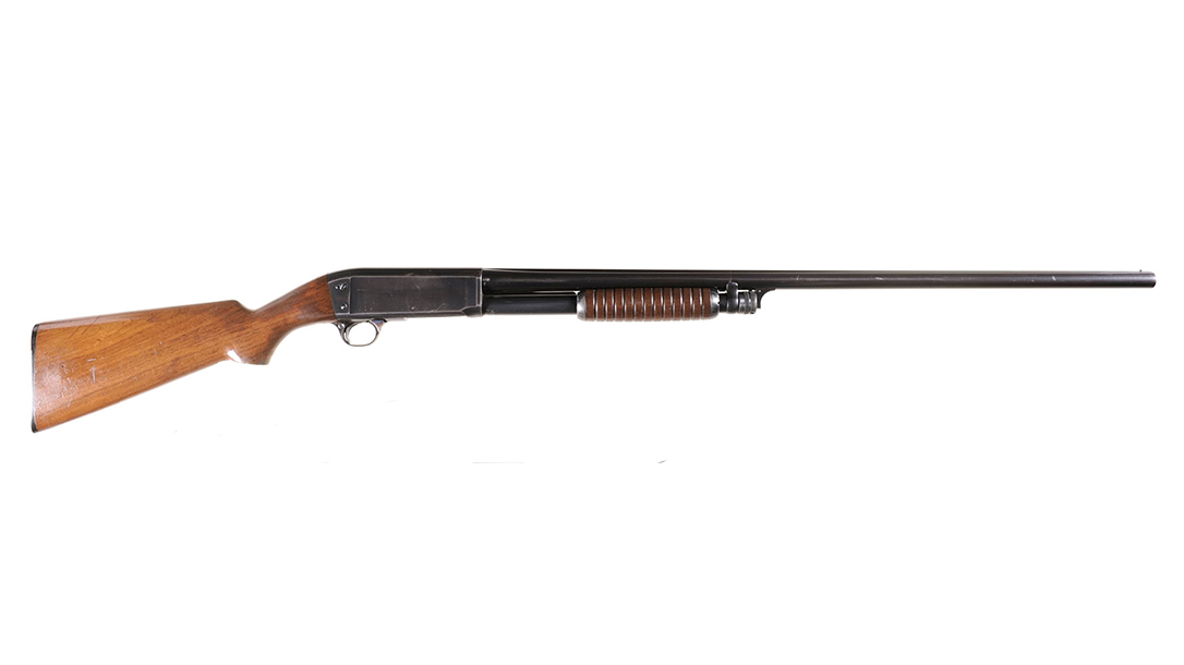 Remington Model 17 shotgun, design