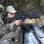 pistol carbine, .45 ACP, submachine gun, review, test