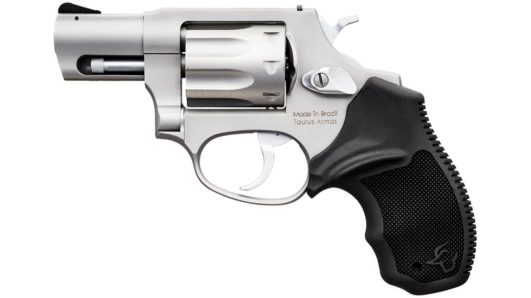 Matte Stainless Model, rimfire revolver, .22 LR, .22 WMR, left