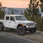 2020 Jeep Gladiator Rubicon, Jeep Gladiator Review, mountains