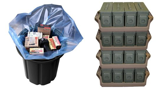 Ammo Storage, Survival Ammo, long term ammo storage, Prepper