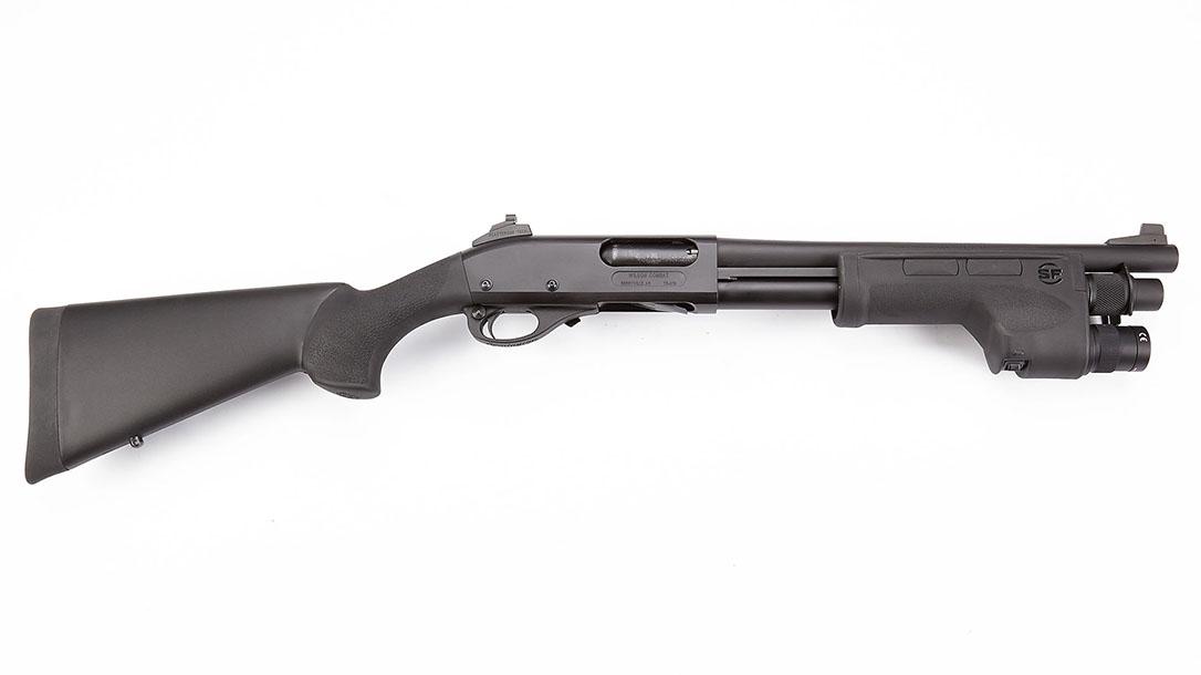 Wilson Combat Professional Shotgun, Short Barrel Shotgun, light fore-end, full