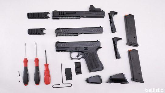 ZRODelta Modulus Review, ZRODelta Modulus Pistol