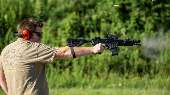 CZ Bren 2 Ms Pistol review, brace