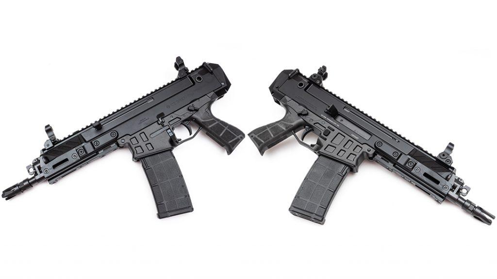 CZ Bren 2 Ms Pistol review, standard