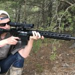 Big Horn Armory AR500 test, .500 Auto Max Semi-Auto AR