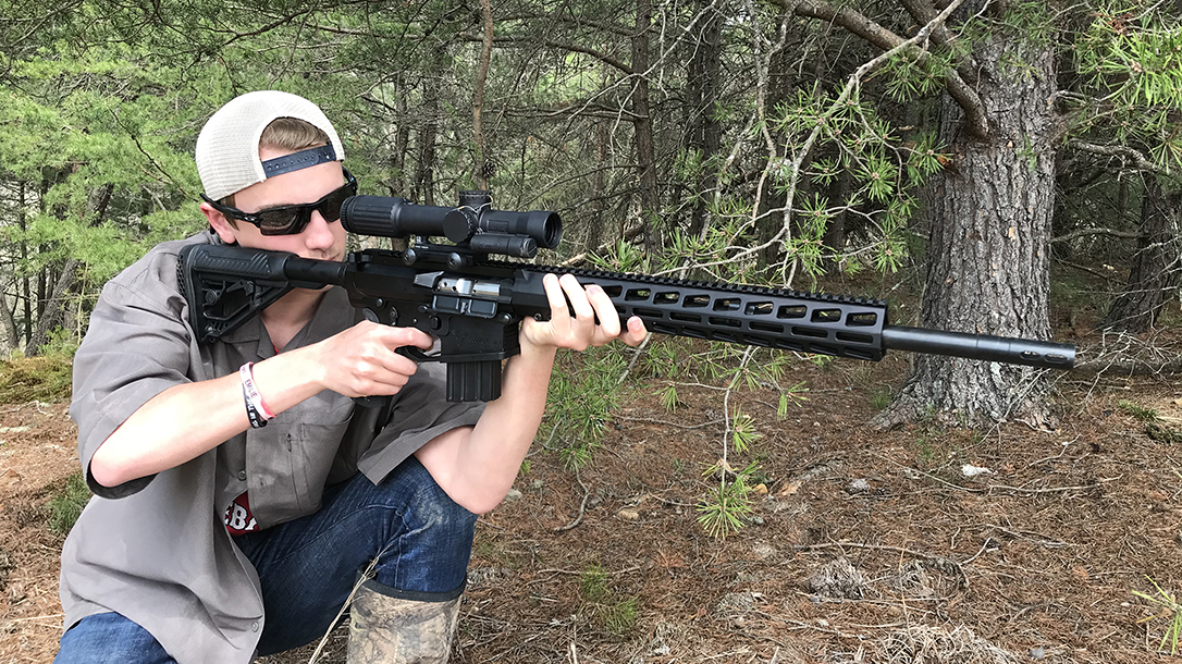 Big Horn Armory AR500: Testing the Absurdly Powerful AR in .500 ...