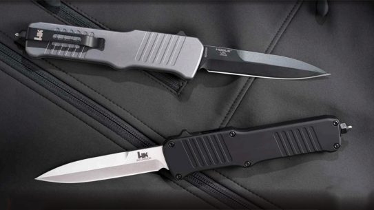 HK Incursion Full-Size Knife, Out the Front Automatic Knife