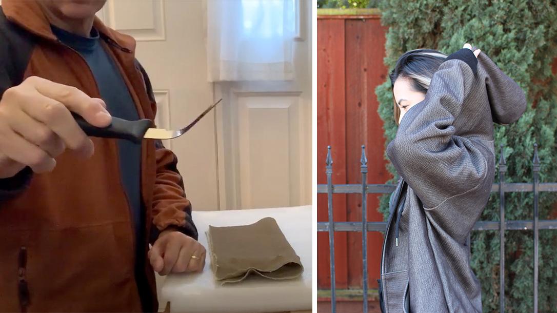 Wonder Hoodie SWX, stab-proof hoodie, jacket