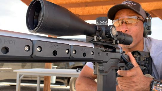 Negligent Discharge Lesson, Long-Range Shooting