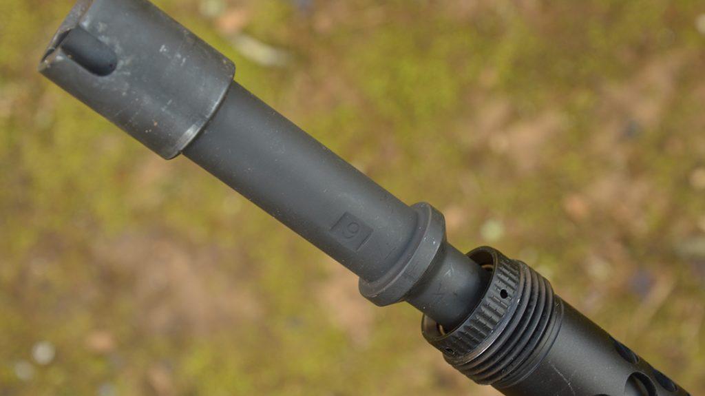 TNW ASR barrel