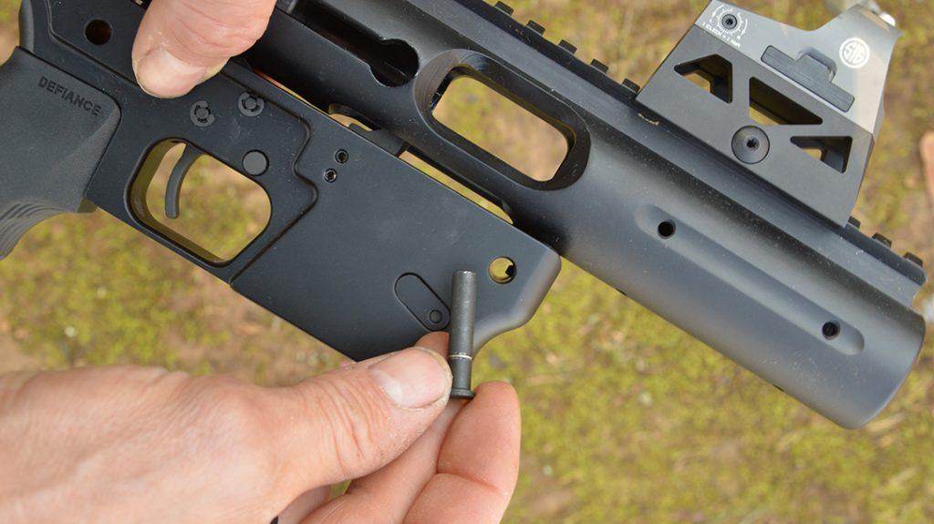 TNW ASR takedown pins