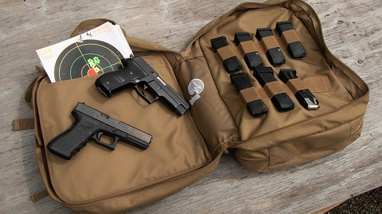 Best Gun Bag, backpack, lead, Hackett