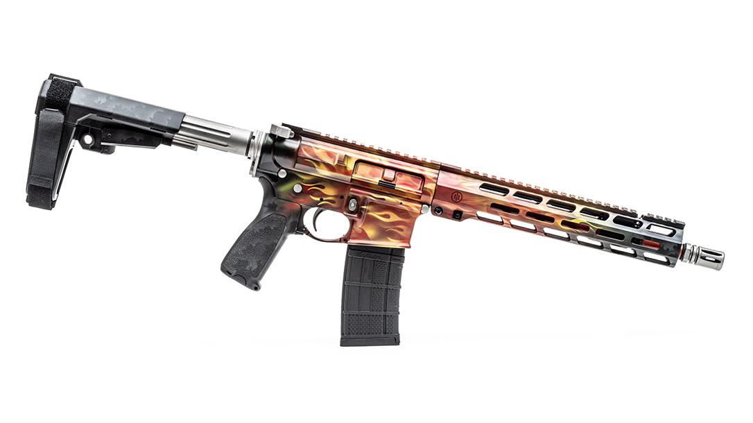 PWS MK111 Pro Pistol, blown deadline