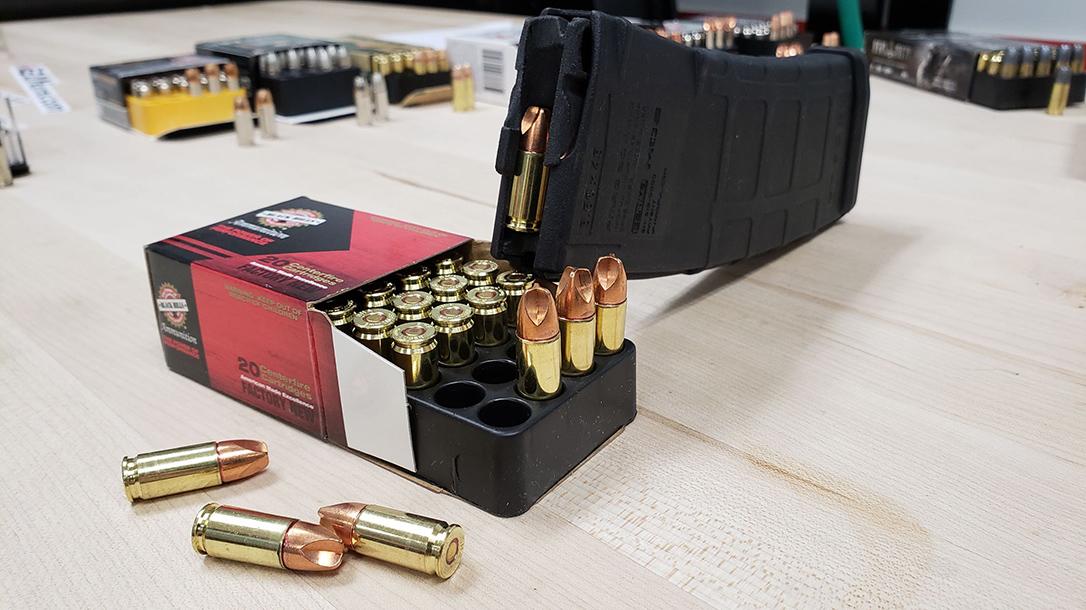 EndoMag, AR-15 magazine, 9mm