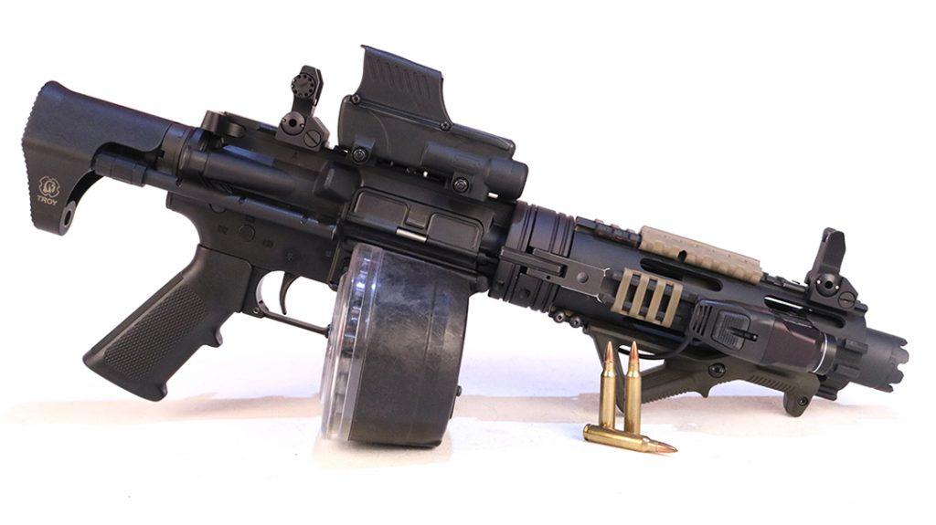 Cry Havoc Tactical Homemade SBR, short barreled rifle