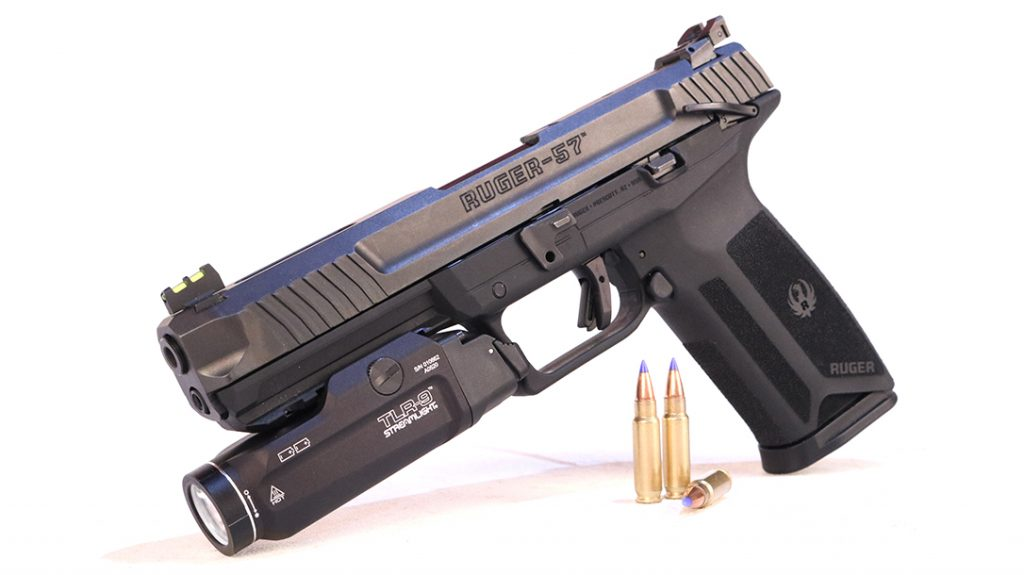 Survival Weapons, Ruger-57 pistol
