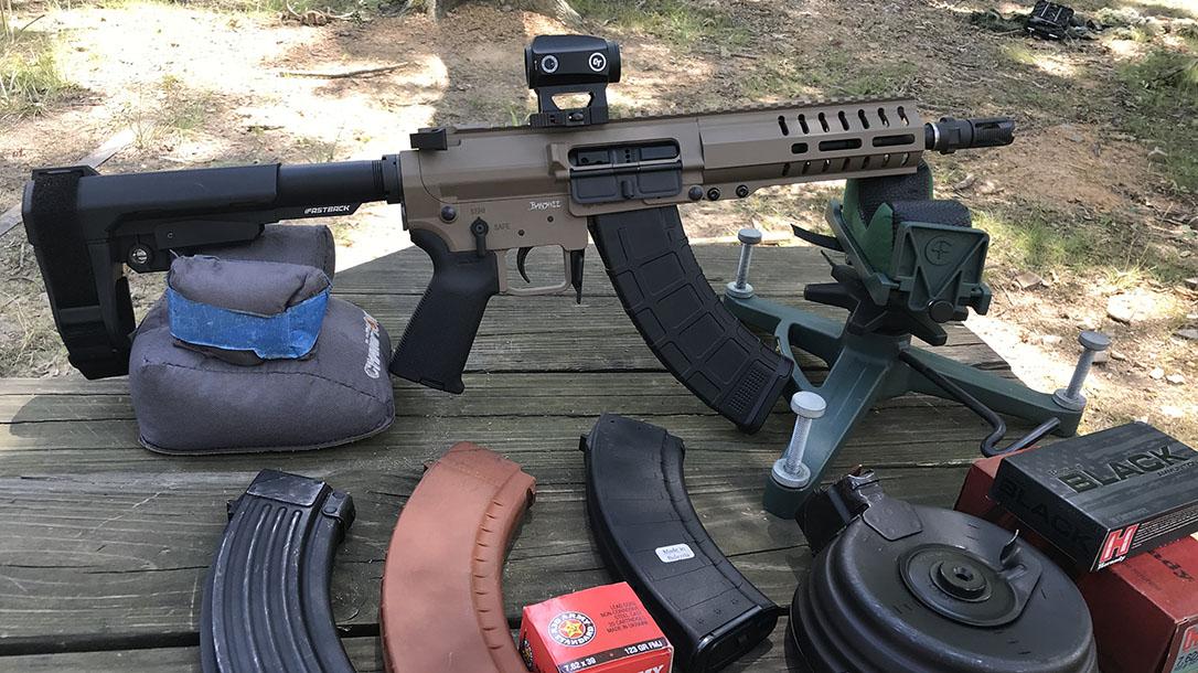 CMMG Banshee Mk47, AK-47
