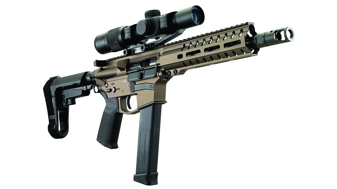 300 Series 10mm Braced Pistol, AR pistol