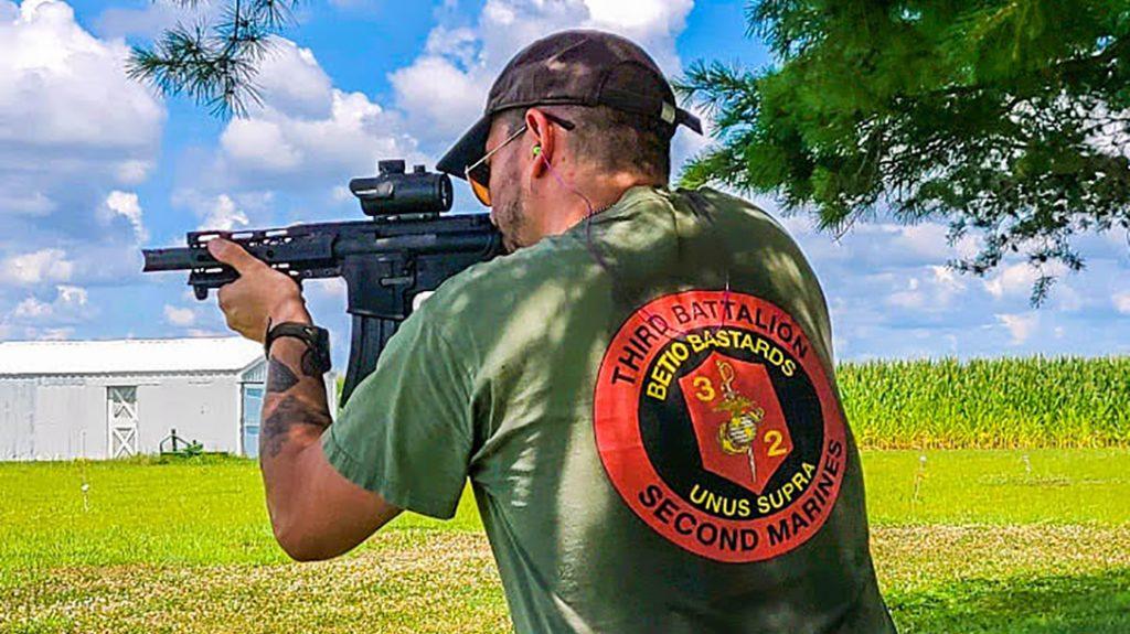 July 2019 Free Gun Friday winner
