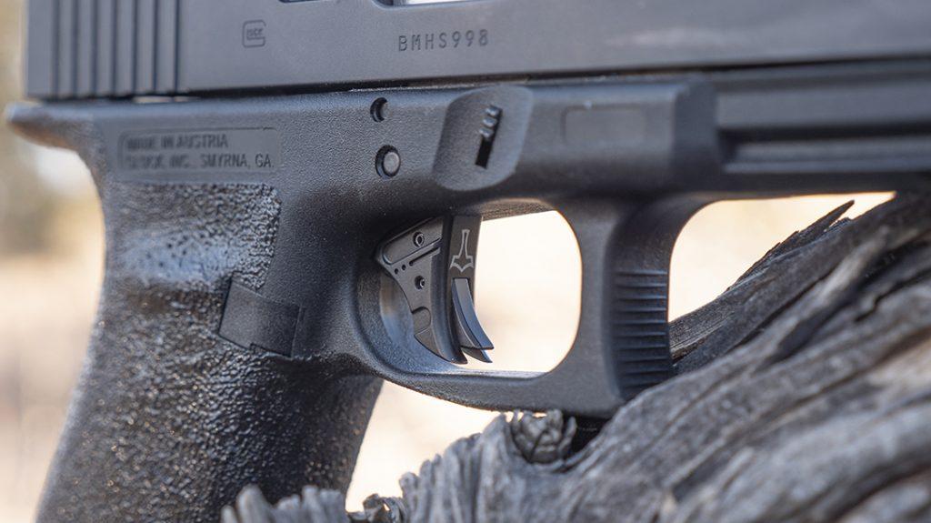 SSVI Tyr Trigger, G20 Gen 4 pistol