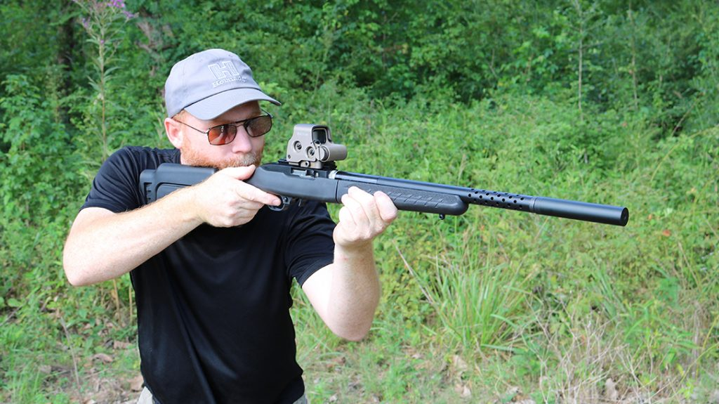 Ruger 10/22 Takedown Lite review, testing