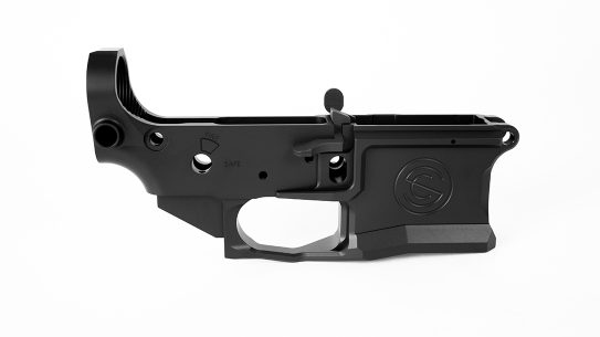 SCO15, SilencerCo SCO15 AR Lower Receiver, right