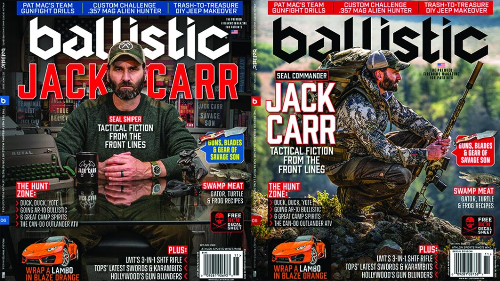 Ballistic Magazine October November 2020