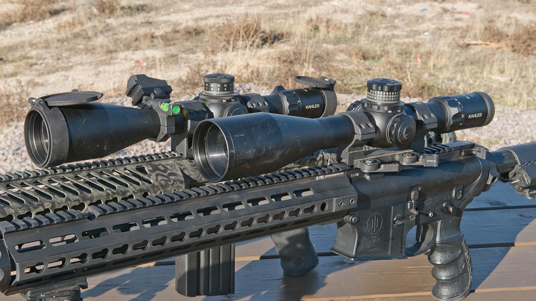 Mils vs MOA, What is MOA, MOA rifles