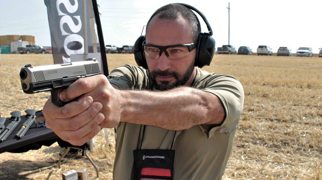 Mossberg Compact Pistol Test