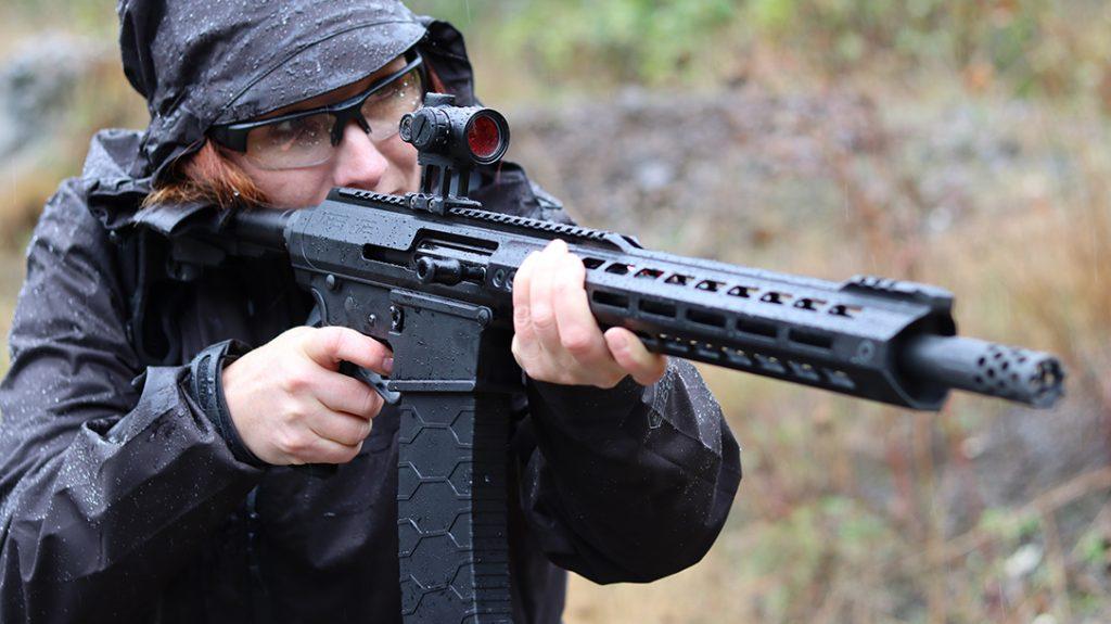 Genesis Arms Gen-12 upper, AR Shotgun review, testing