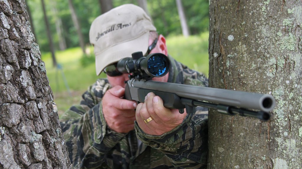 Ultralight 50 cal muzzleloader review, test