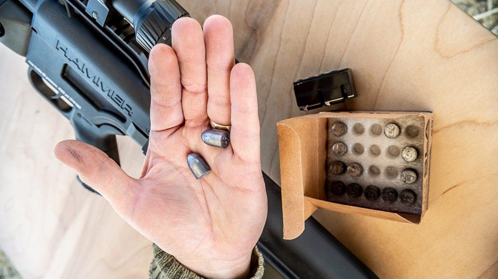 Umarex Hammer Air Rifle Review, ammo