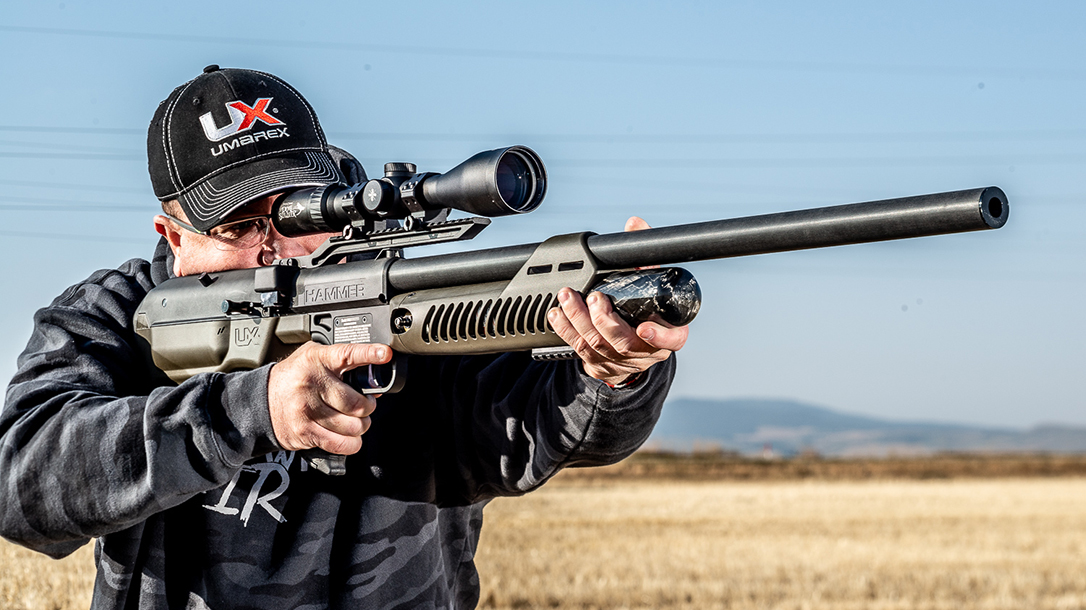 Umarex Hammer Air Rifle Review, test