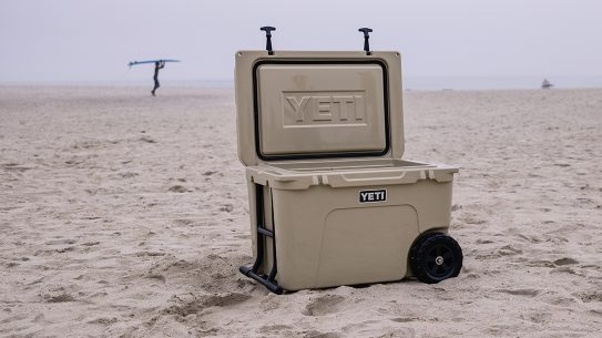 YETI Tundra Haul Cooler, surfer