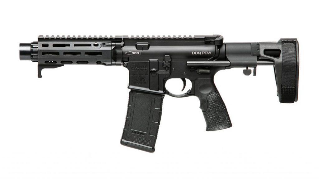 Daniel Defense DDM4 PDW, best guns of 2020