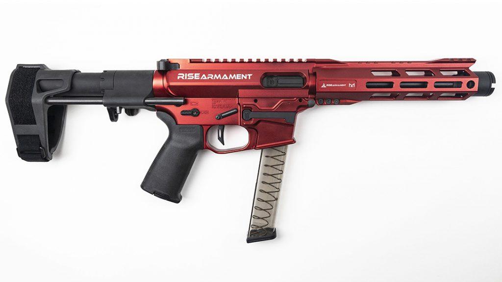RISE Armament AR9, right