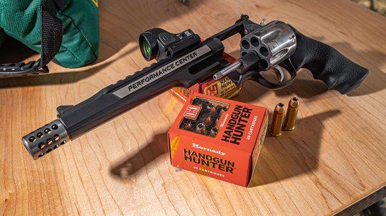 Hornady Handgun Hunter Ammo, .44 Magnum