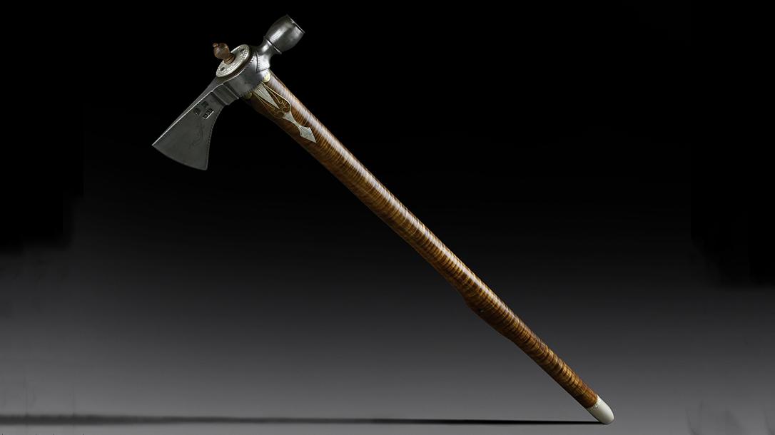 Pipe Tomahawk modern, lead