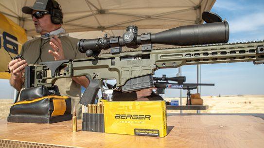 Berger Bullets, handloaded ammo