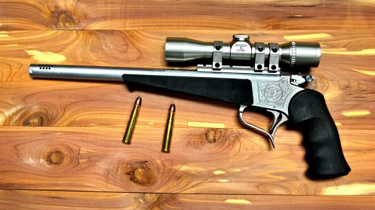 Thompson/Center Contender Hand Cannon, .375 JDJ