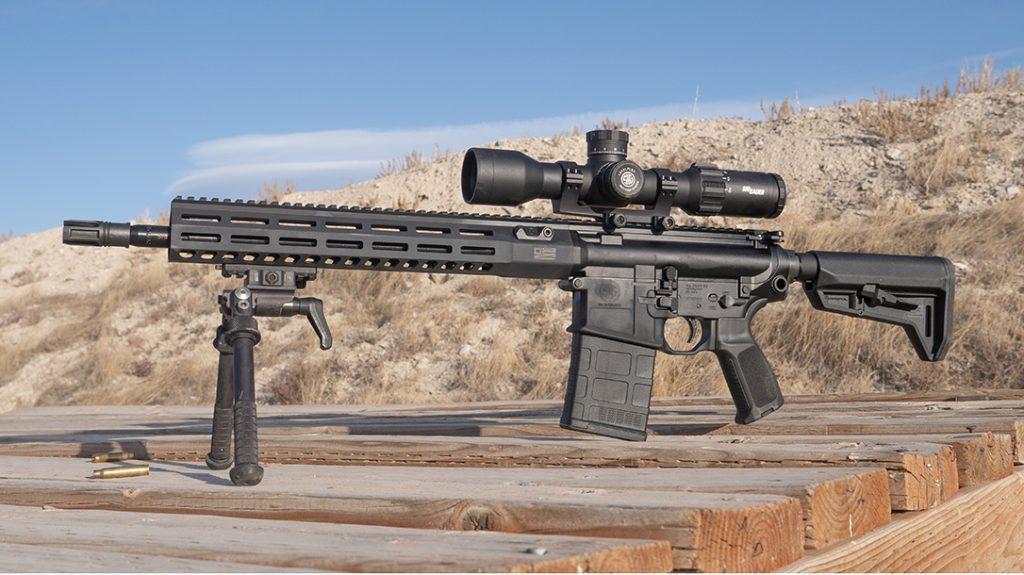 SIG Sauer 716i TREAD, Best AR-10 Rifle, range