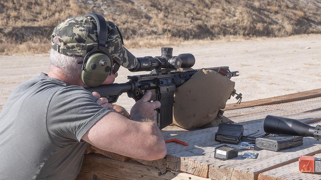 SIG Sauer 716i TREAD, Best AR-10 Rifle, testing