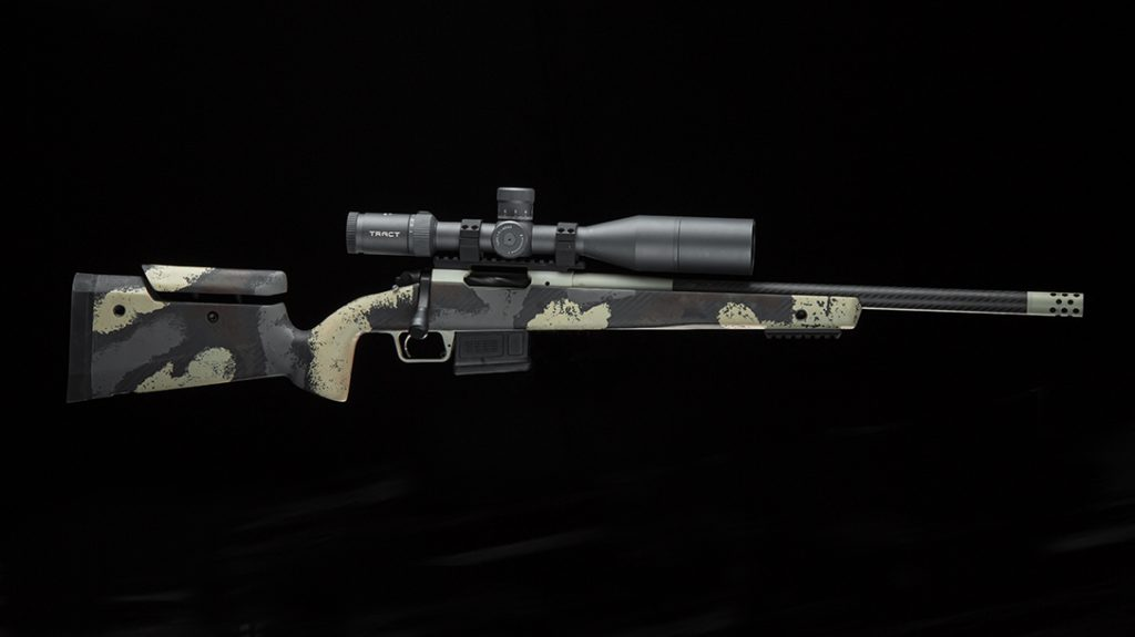 Springfield Armory Waypoint, Best Bolt-Action Rifle, right